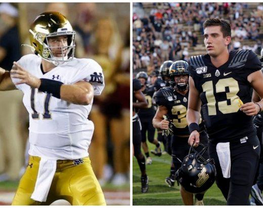 Notre Dame-Purdue Prediction