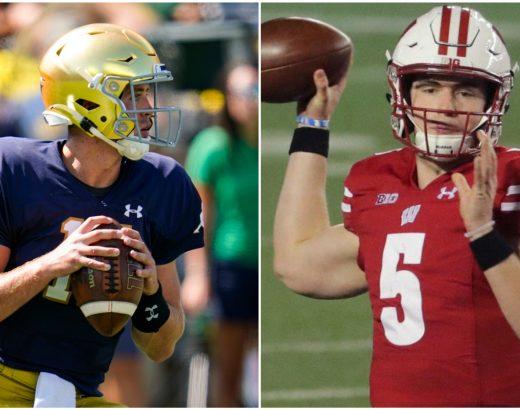 Notre Dame-Wisconsin Prediction