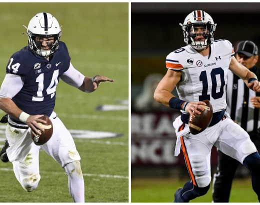 Penn State-Auburn Prediction