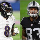 Raiders-Ravens Week 1 Odds: Monday Night Football picks, predictions, betting preview