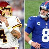 Washington-Giants Week 2 Odds: Thursday Night Football picks, predictions, betting preview