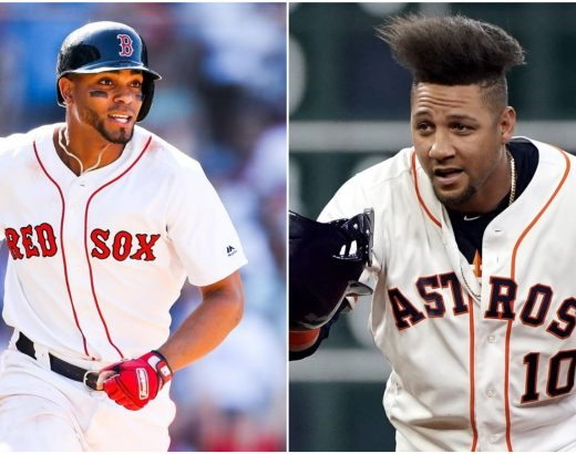 Astros-Red Sox Betting Odds