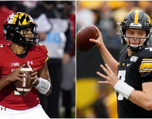 Maryland-Iowa betting prediction