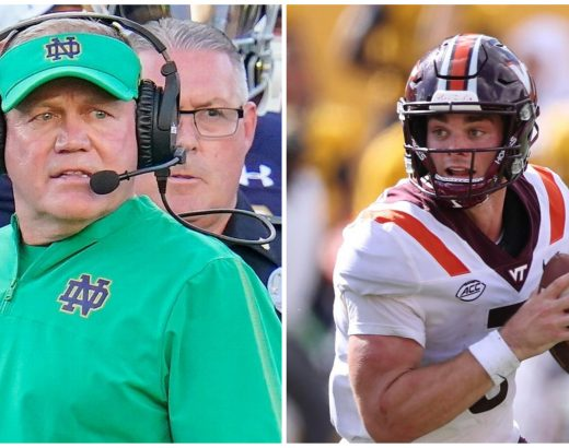 Notre Dame-Virginia Tech Prediction