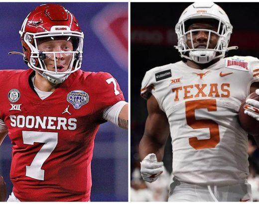Oklahoma-Texas Prediction