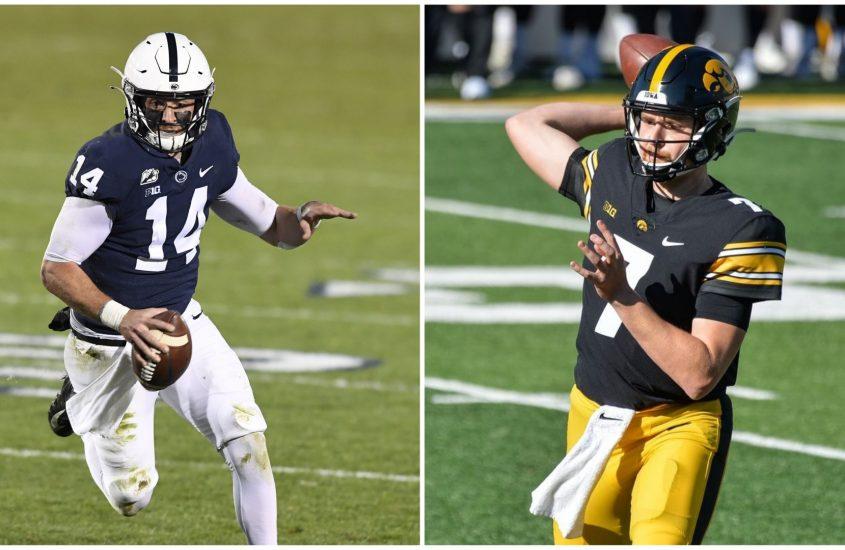 Penn State-Iowa Prediction